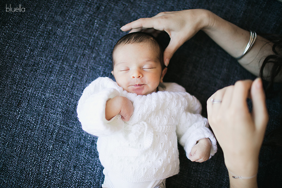 San Francisco Documentary Newborn and Family Photographer