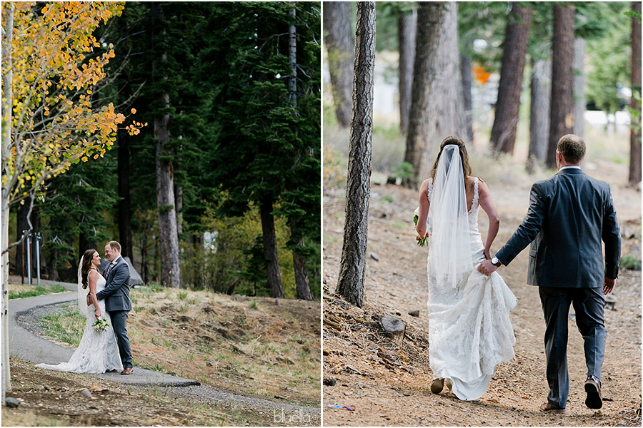 Northstar Wedding Lake Tahoe Destination Weddings