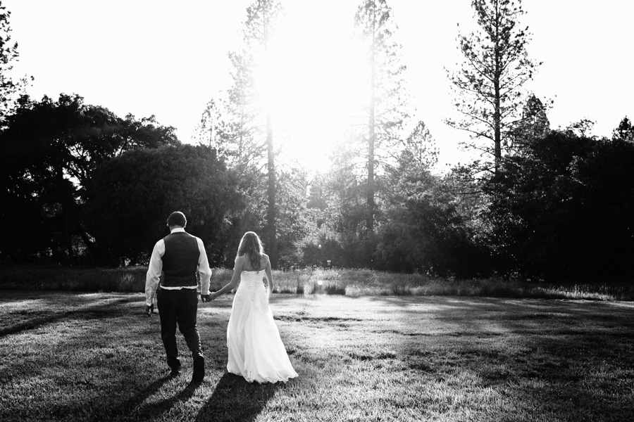 north star wedding grass valley