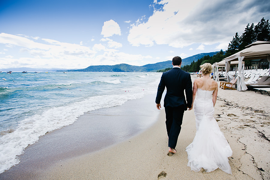 hyatt regency lake tahoe wedding photography