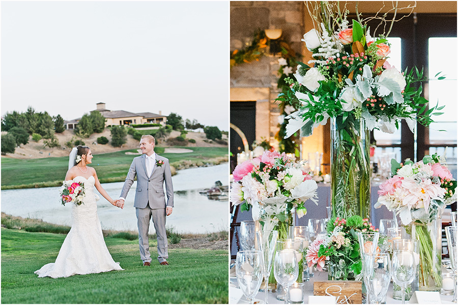 the ranch golf club san jose wedding